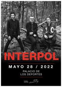 Interpol-mexico-2022 poster