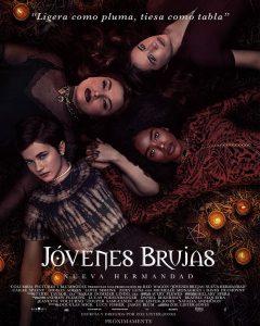 Jovenes_Brujas_Nueva Hermandad_The_Craft_Legacy_poster