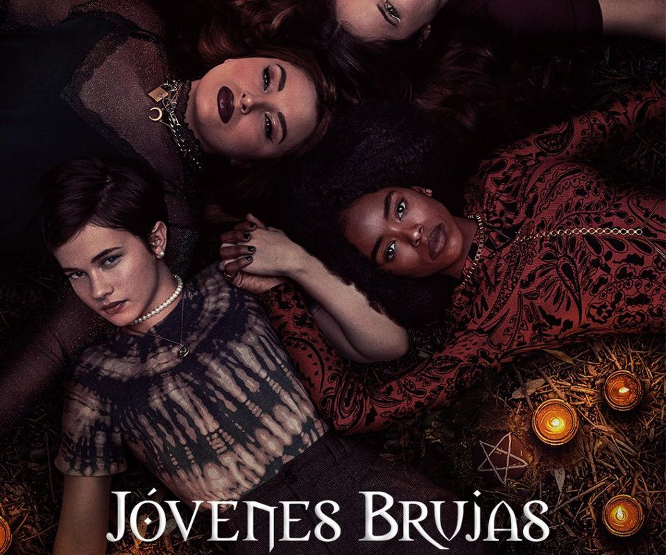 Jovenes_Brujas_Nueva Hermandad_The_Craft_Legacy_poster