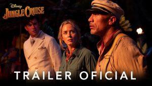 Jungle Cruise Trailer Latino_poster