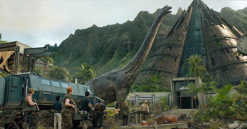 Jurassic World El Reino Caido imagen 1