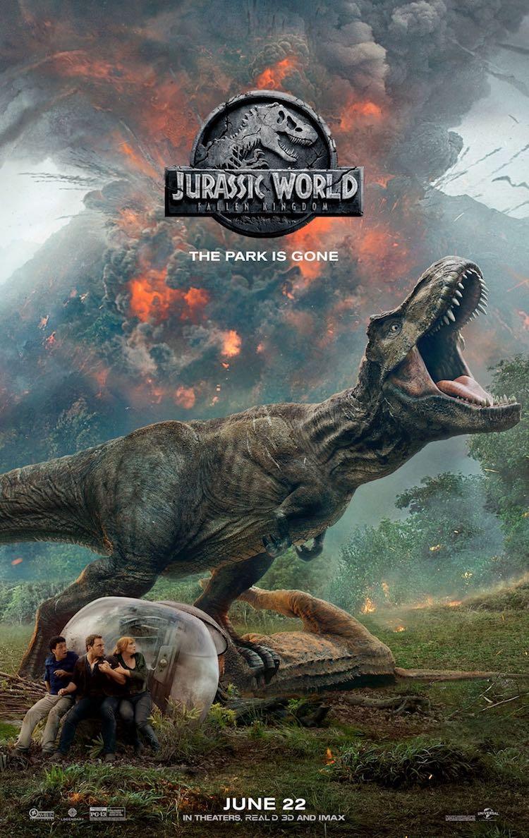 Jurassic World El Reino Caido_Poster