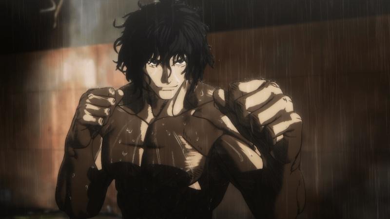 Cinco animes que tienes que ver en cuarentena kengan ashura