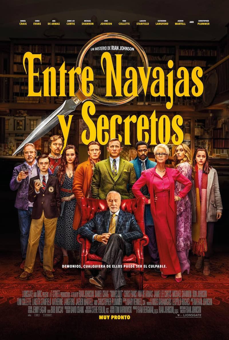 Knives_Out_Entre_Navajas_y_Secretos_poster
