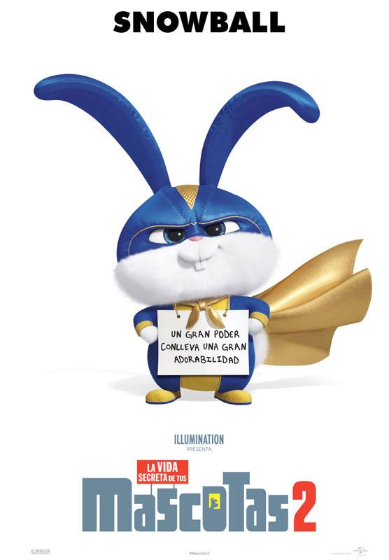 La_Vida_Secreta_de_tus_Mascotas 2_Poster