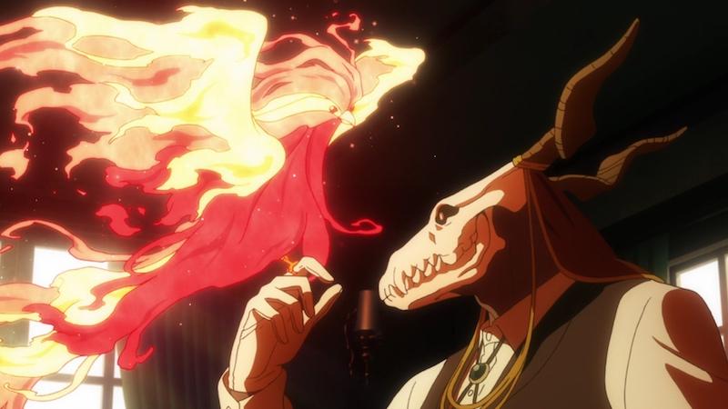 La novia del mago antiguo anime imagen 3