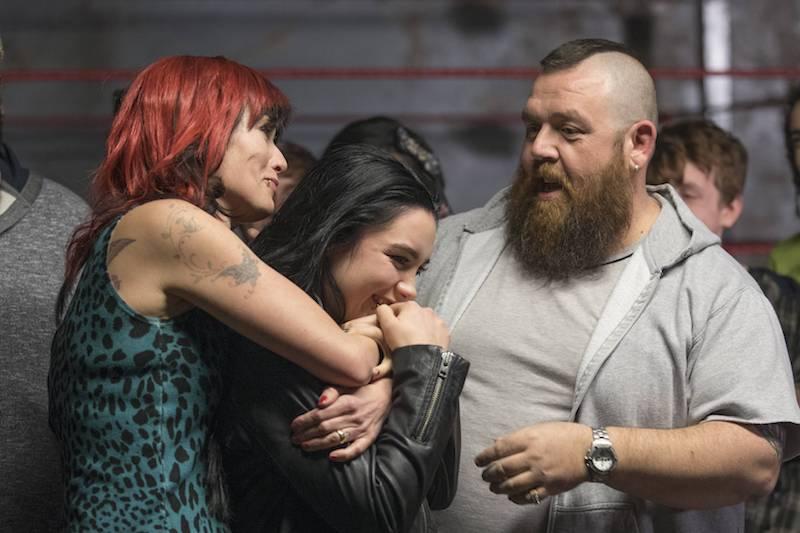 Luchando Con Mi Familia imagen 2