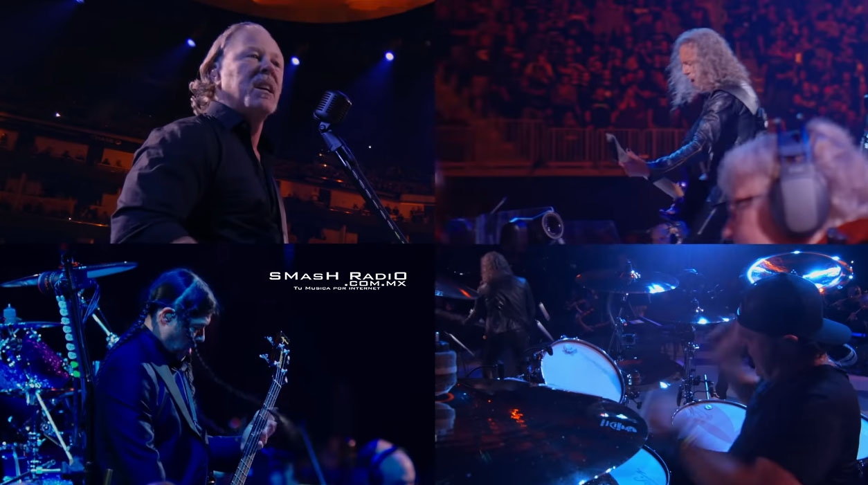 Metallica & San Francisco Symphony - For Whom the Bell Tolls video