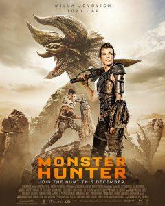 Monster_Hunter_movie_pelicula_poster Monster Hunter