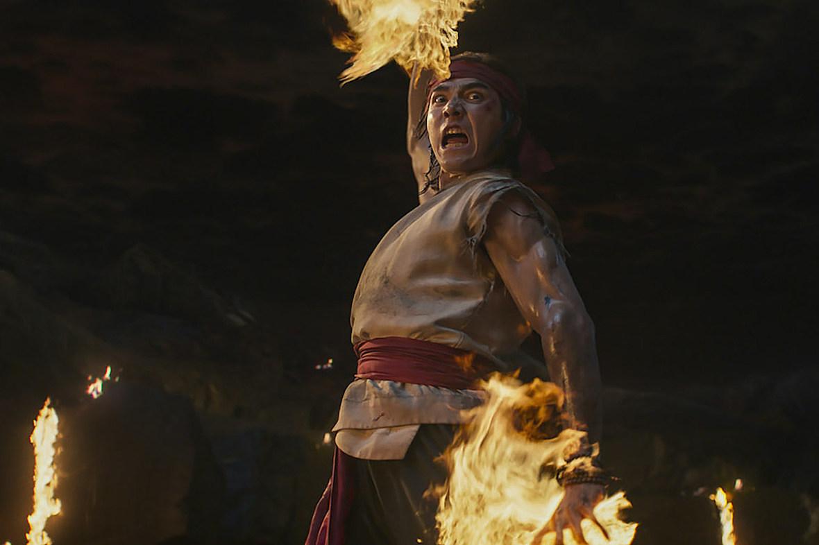 Mortal Kombat pelicula 2021 imagen 3