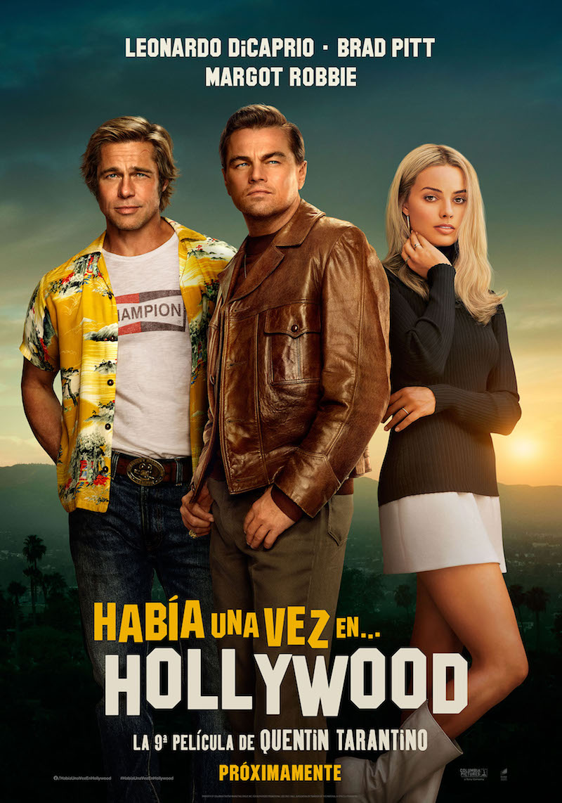 Once_Upon_a_Time_in_Hollywood_Habia_Una_Vez_En_Hollywood_Poster