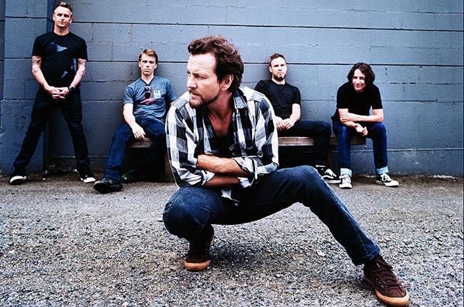 Pearl Jam 2015