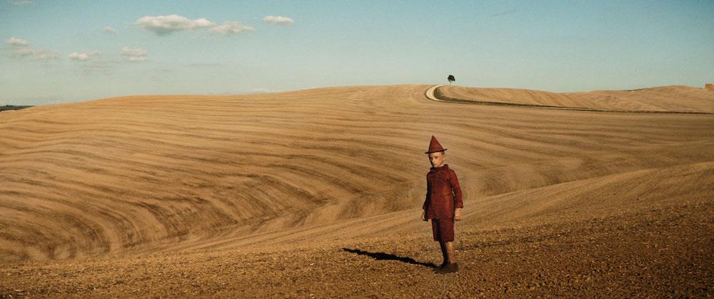 Pinocchio con Roberto Benigni reseña imagen 2