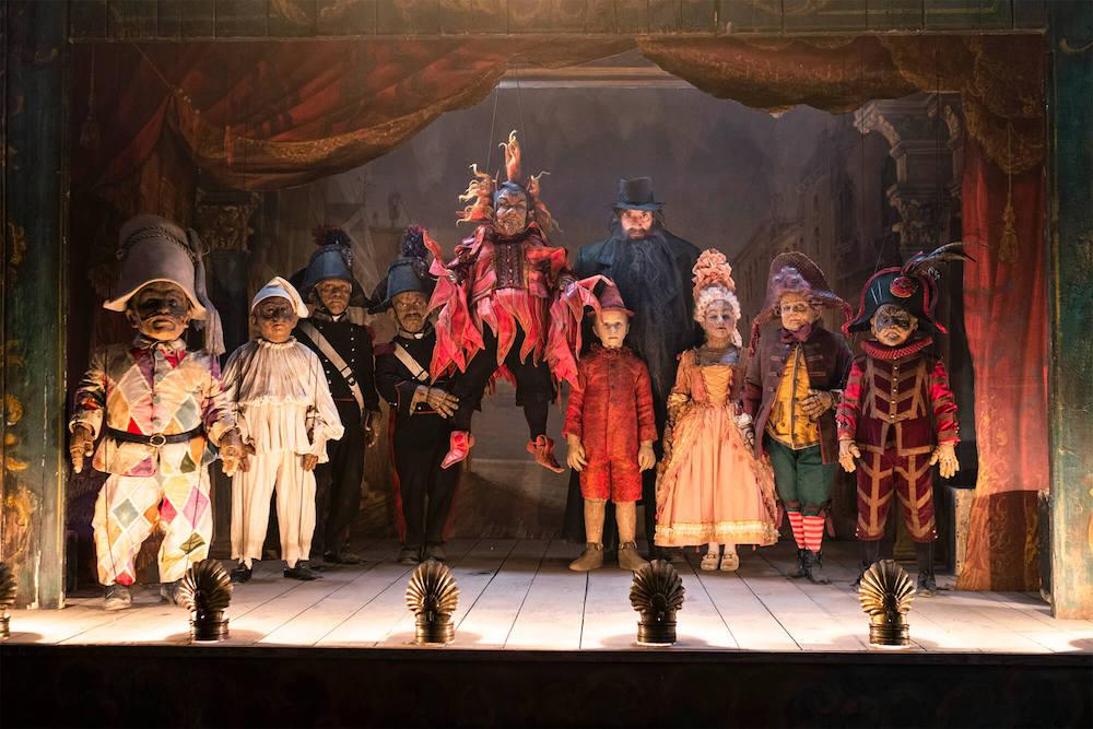 Pinocchio con Roberto Benigni reseña imagen 3