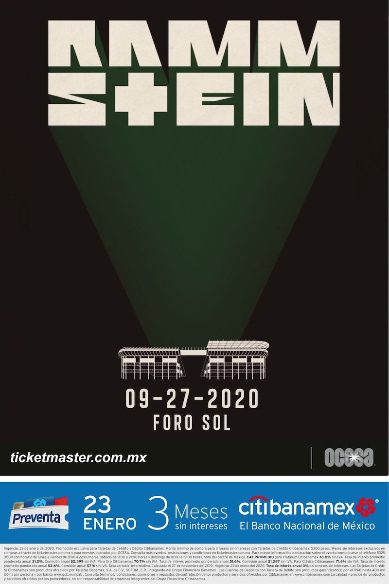 Poster_Rammstein_Mexico_2020
