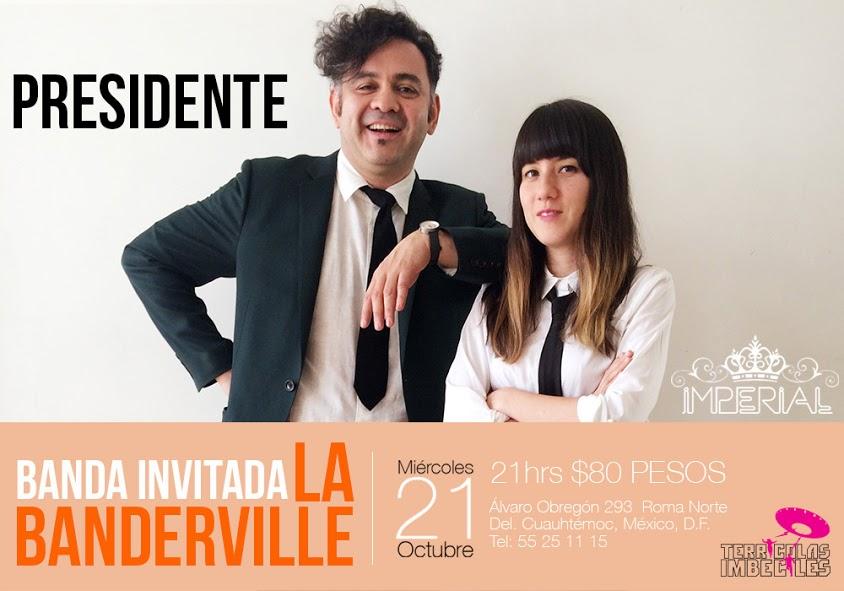 Presidente-LaBanderville-Imperial-2015-Flyer