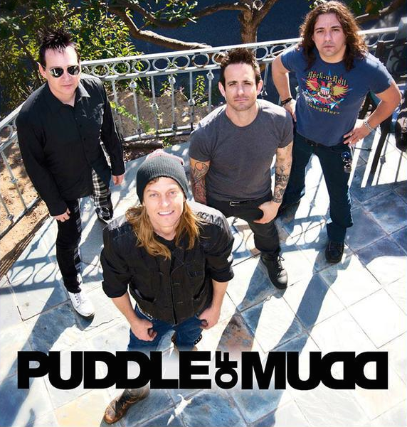 Puddle of Mudd Mexico plaza condesa