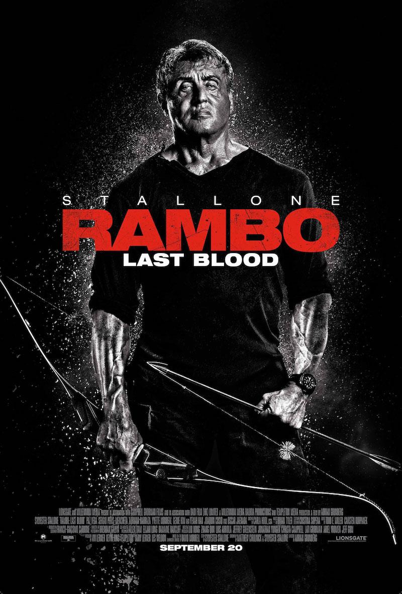 Rambo_Last Blood_Poster