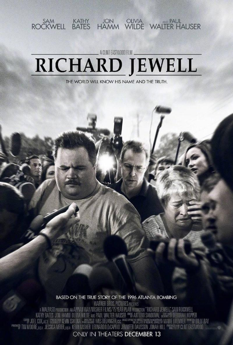 Richard Jewell_El Caso de Richard Jewell_Poster