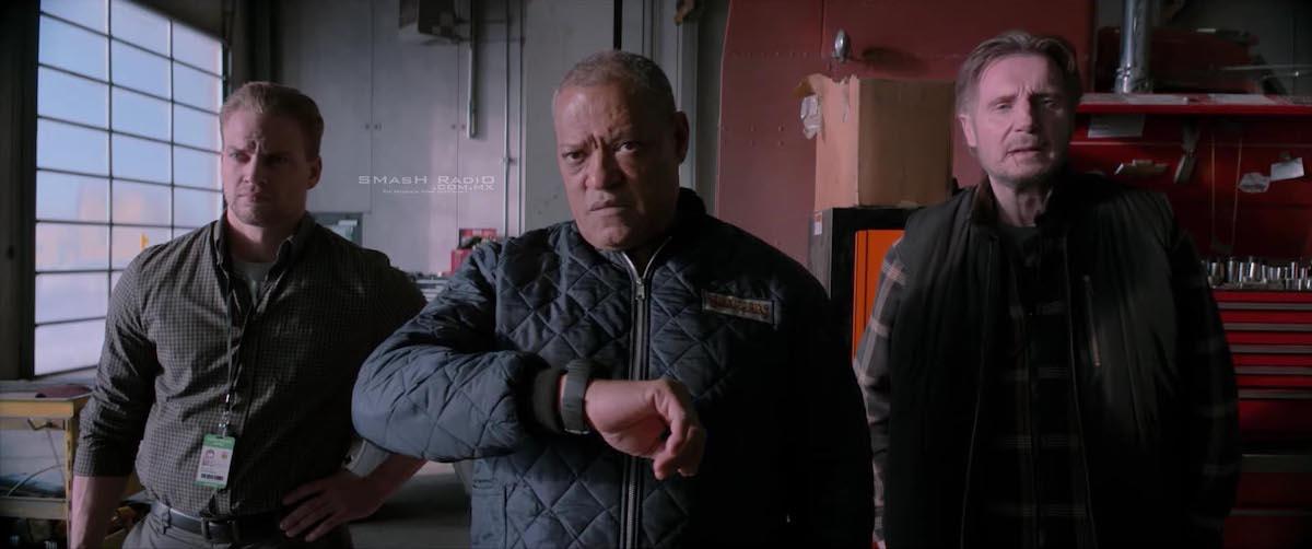 Riesgo Bajo Cero Liam Neeson trailer img 2