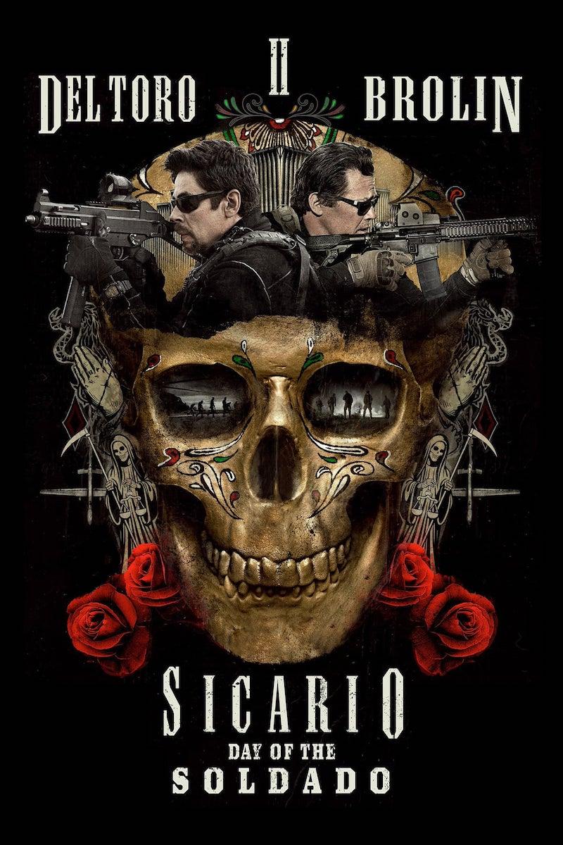 Sicario dia del Soldado_Poster