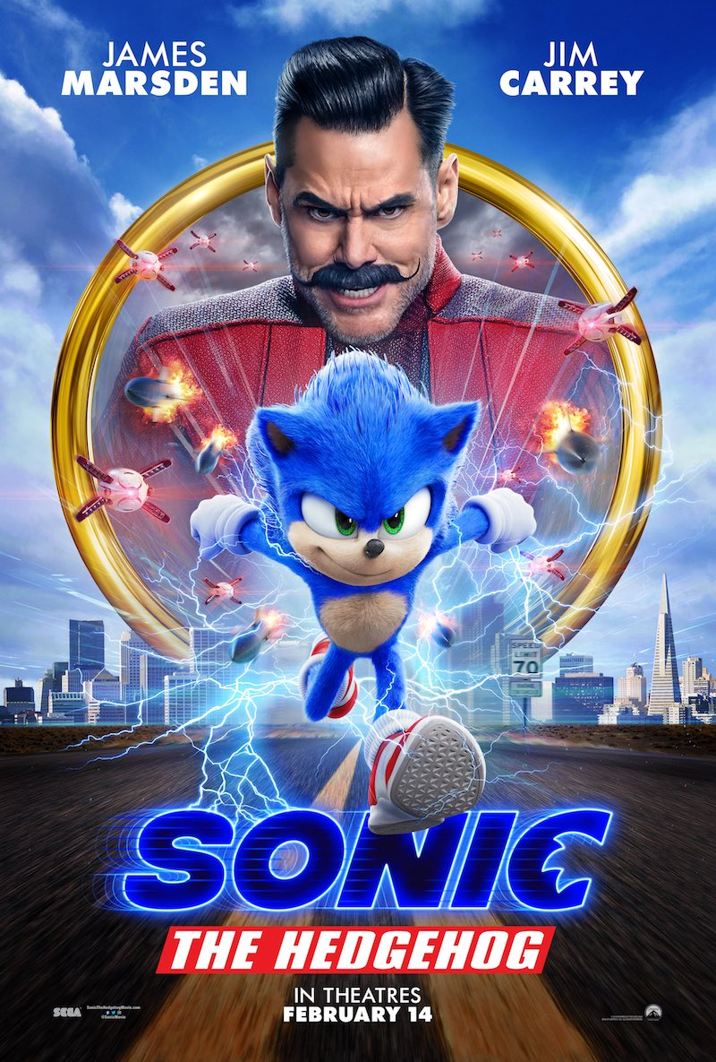Sonic_La_Pelicula_Sonic_The_Hedgehog_Movie_2020_Poster