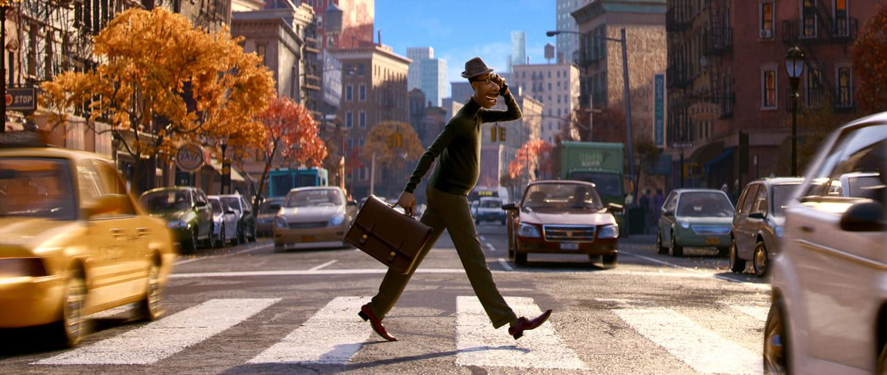 Soul Pixar imagen 1