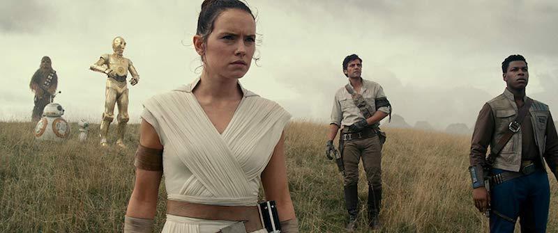 Star Wars El Ascenso de Skywalker imagen 1