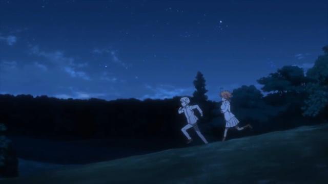 The Promised Neverland anime temporada 1