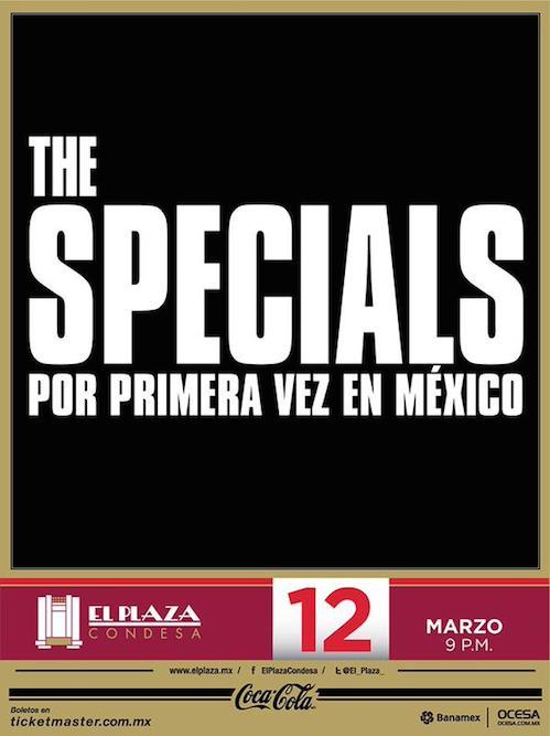The Specials Plaza Condesa