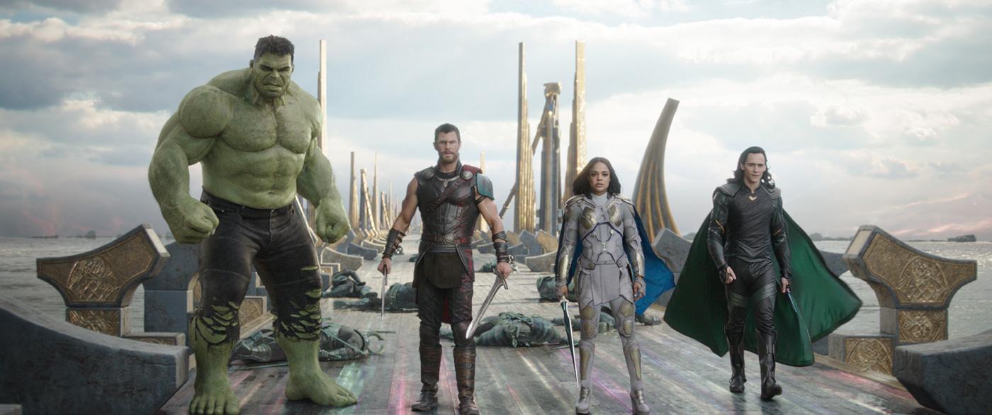 Thor Ragnarok trailer imagen 1