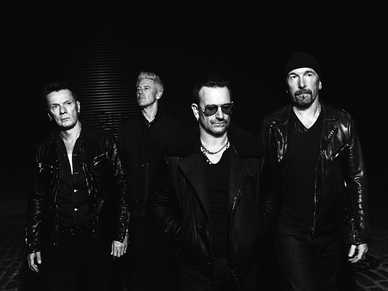 U2 Songs of Innocence 2014