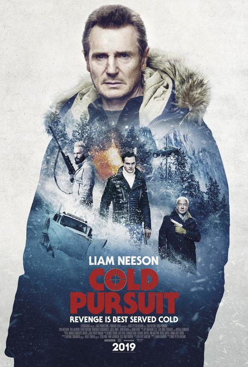 Venganza_Cold Pursuit_Poster