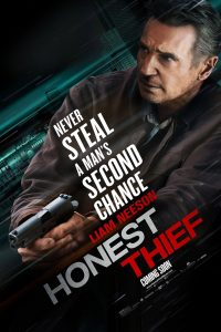 Venganza_Implacable_Honest_Thief_poster