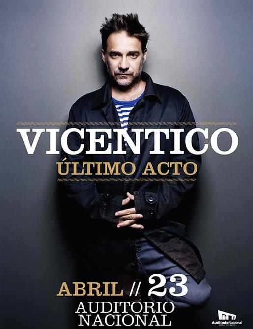 Vicentico Auditorio Nacional 2015
