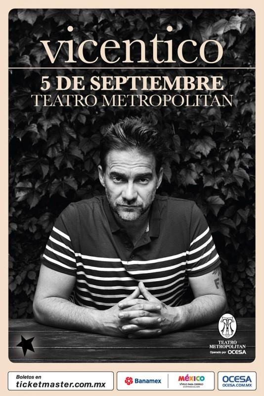Vicentico Metropolitan 2014