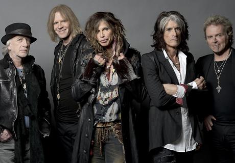 Aerosmith 2012