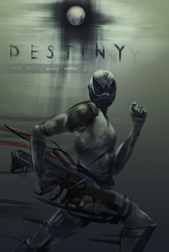 Bungie Destiny poster