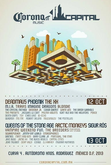 Cartel Corona Capital 2013