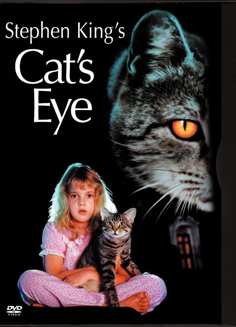 Terror para ver en Halloween imagen 1 cats eye