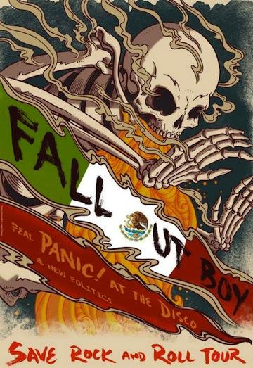 Fall out Boy Mexico