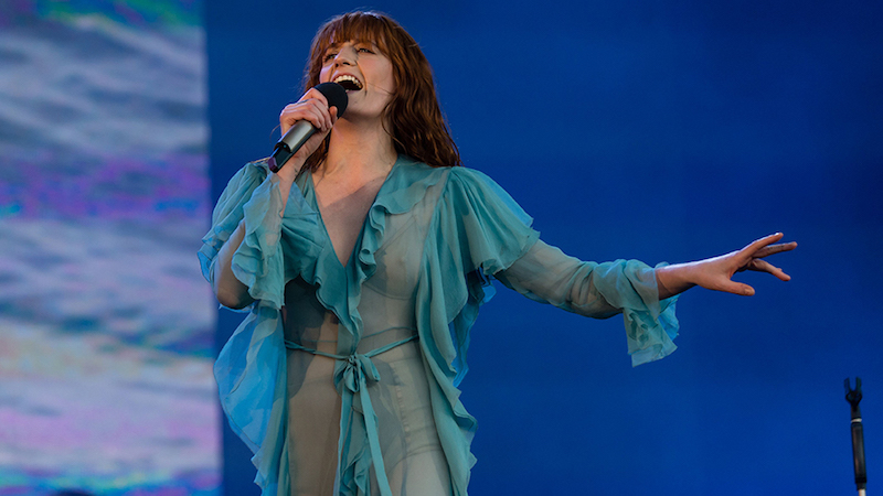 Florence and The Machine Mexico 2019