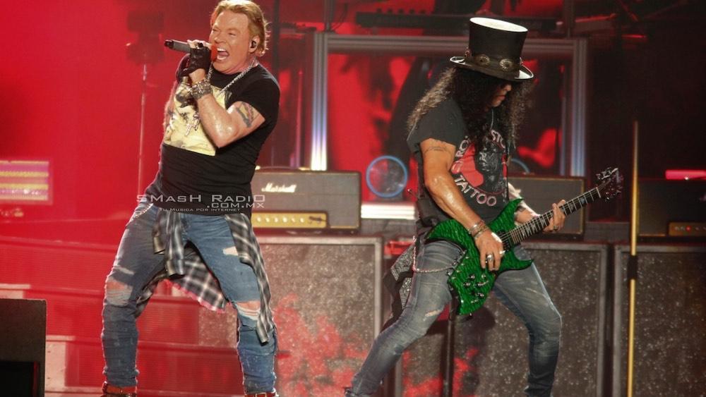 Guns N' Roses guns and roses_tour_2021_ 2
