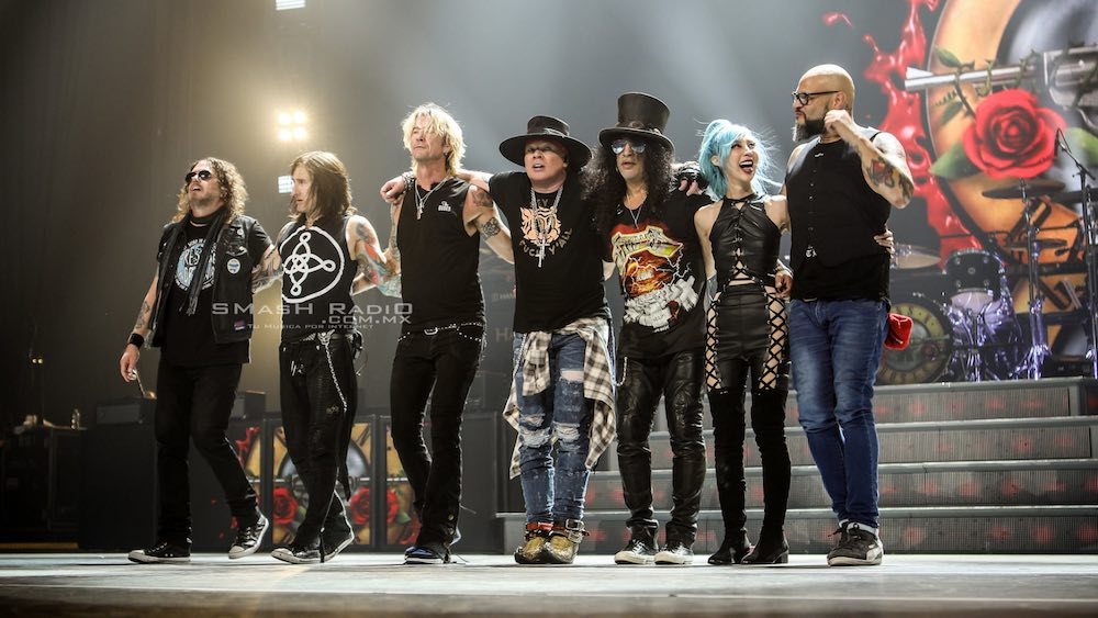 Guns N' Roses guns and roses_tour_2021_ 3