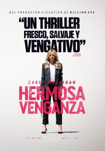 hermosa_venganza_promising_young_woman_poster