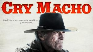 pelicula cry macho poster