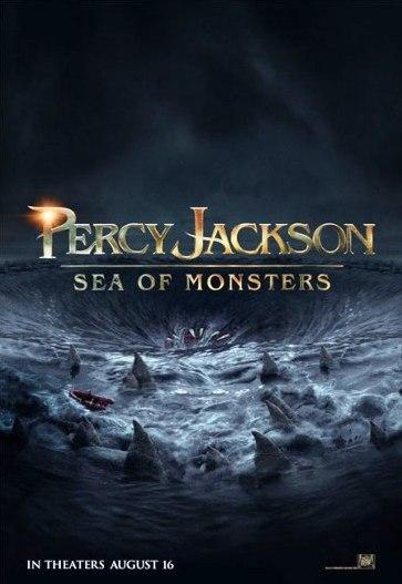 Percy Jackson y el Mar de los Moustros