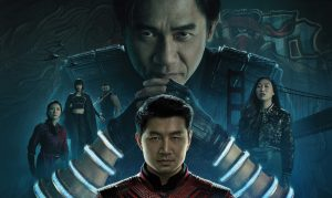 shang chi 2021 poster