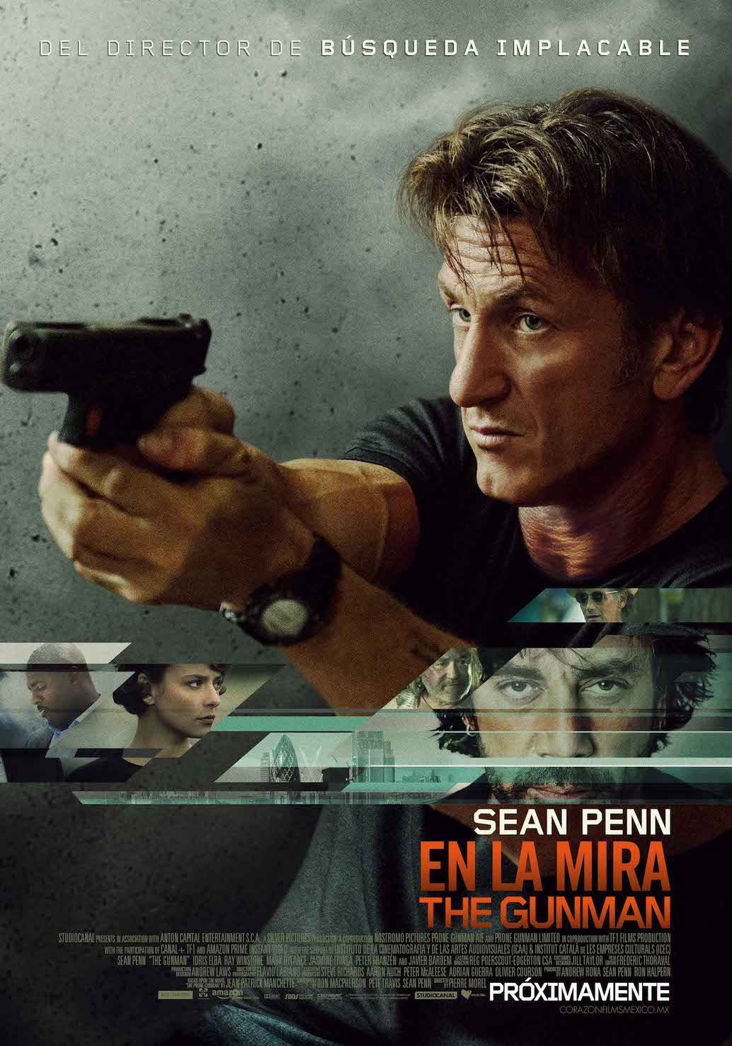 The_gunman_Poster