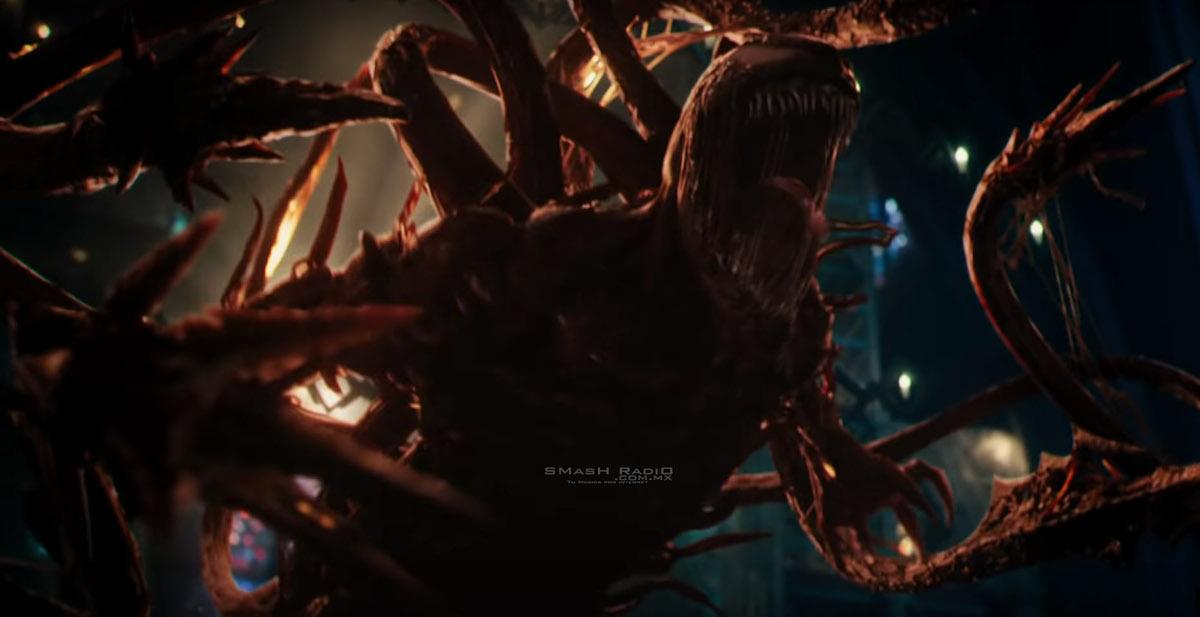 Trailer Venom 2 Carnage Liberado img 2